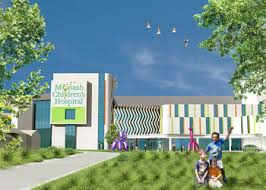 State Government Announces New Children's Hospital