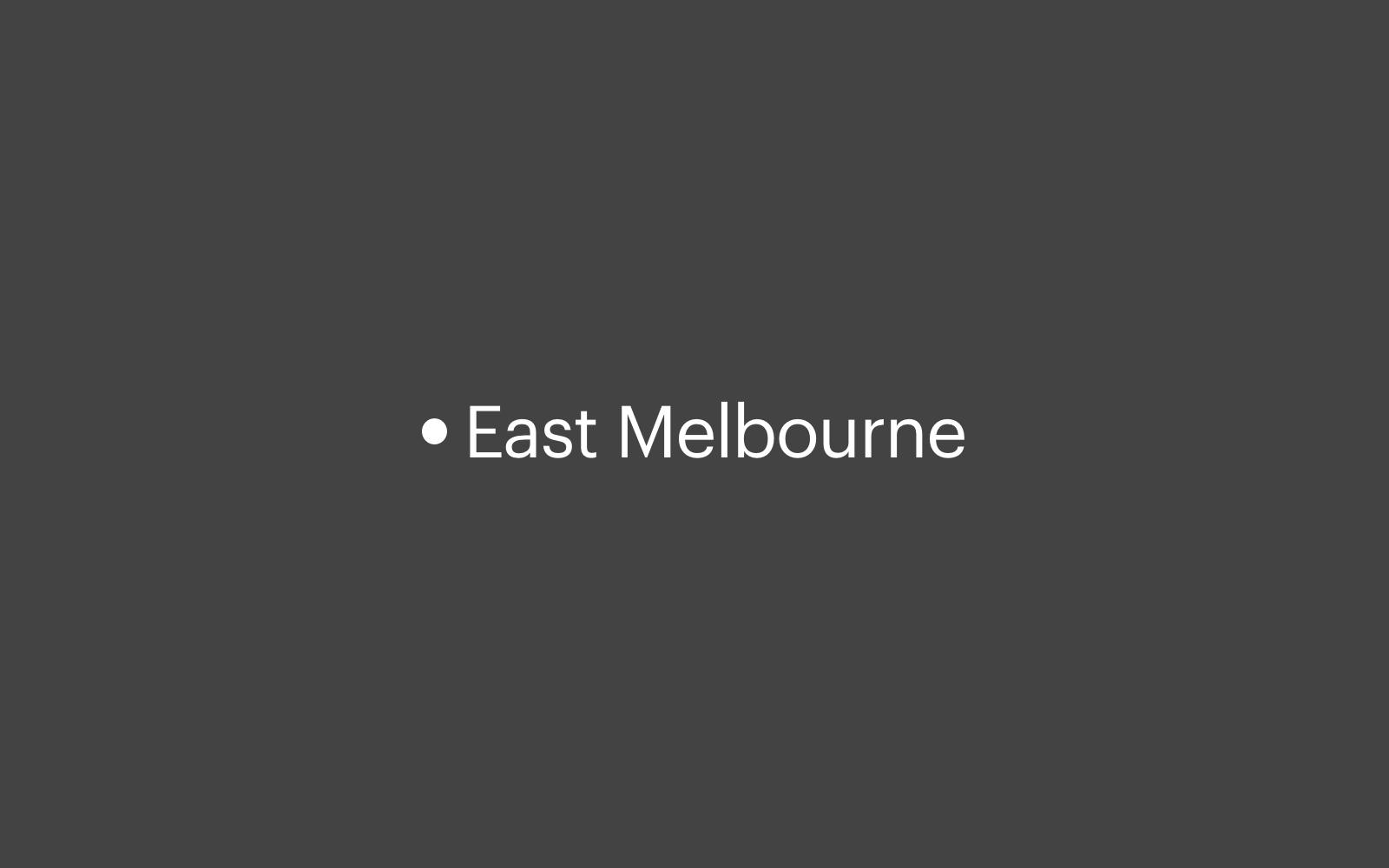 Permit Success at East Melbourne